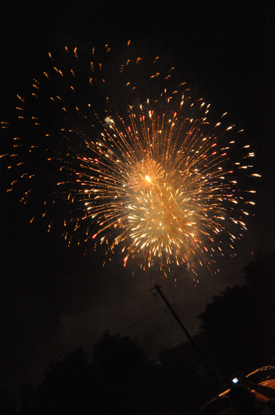 Pioneer Day Events & Fireworks 2013 - July 24