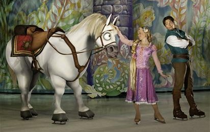 Disney On Ice Presents Dare to Dream Giveaway