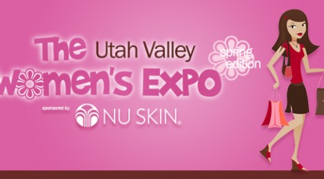 The Utah Valley Women's Expo 2013, UVU