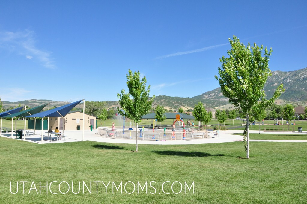 alpine splash pad