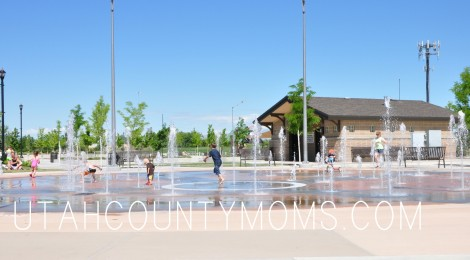 Splash Pads in Utah County