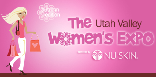 The Utah Valley Women's Expo & FREE tickets, September 2013