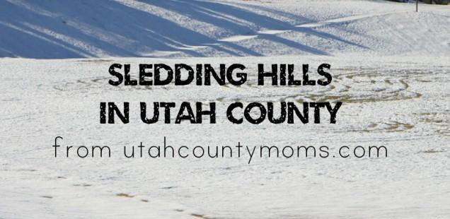 great hills for sledding