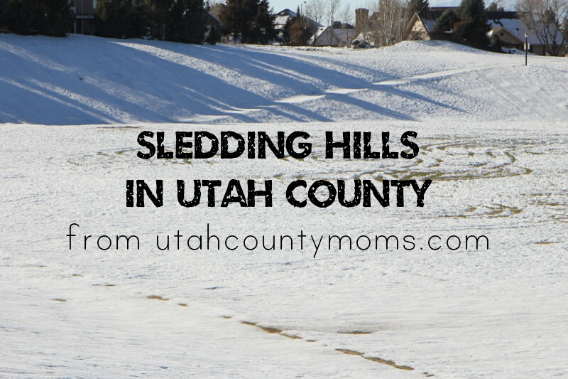 great hills for sledding