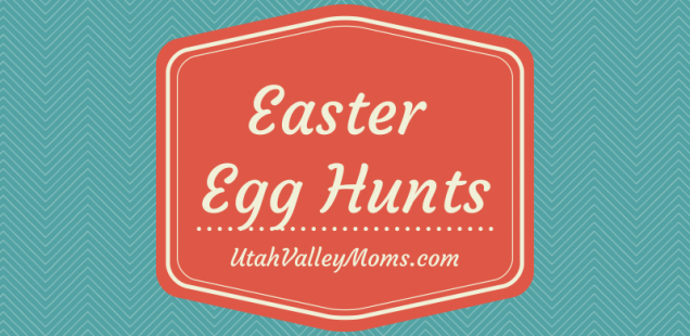 Utah Valley Easter Egg Hunts 2014