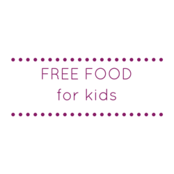 free food for kids