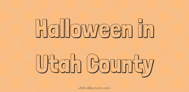 Utah County Halloween Events 2014