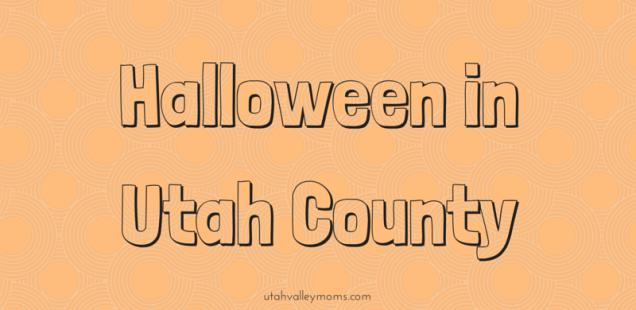 Utah County Halloween Events 2014