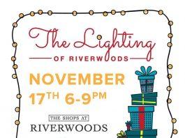 Lighting of the Riverwoods