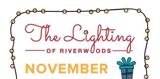 Lighting of the Riverwoods