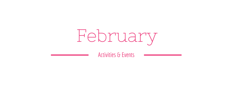February Activities & Events in Utah Valley