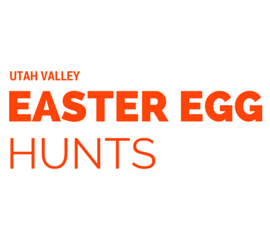Utah Valley Easter Egg Hunts