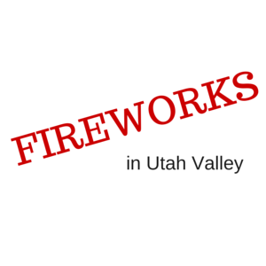 Utah Valley Fireworks