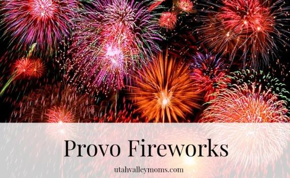 Provo Fireworks