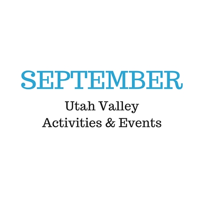 September activities and events