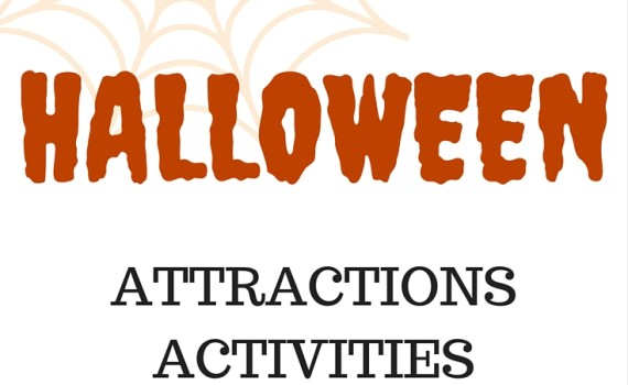 Utah Valley Halloween attractions, activities, events, pumpkin patches, trick-or-treating