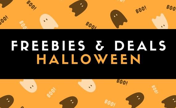 freebies & deals halloween