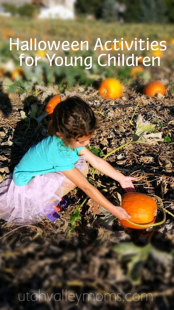Pumpkin and Halloween in Utah County