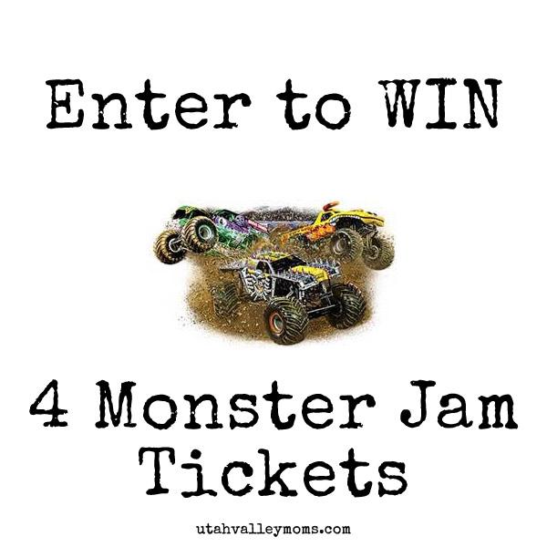 Monster Jam Giveaway
