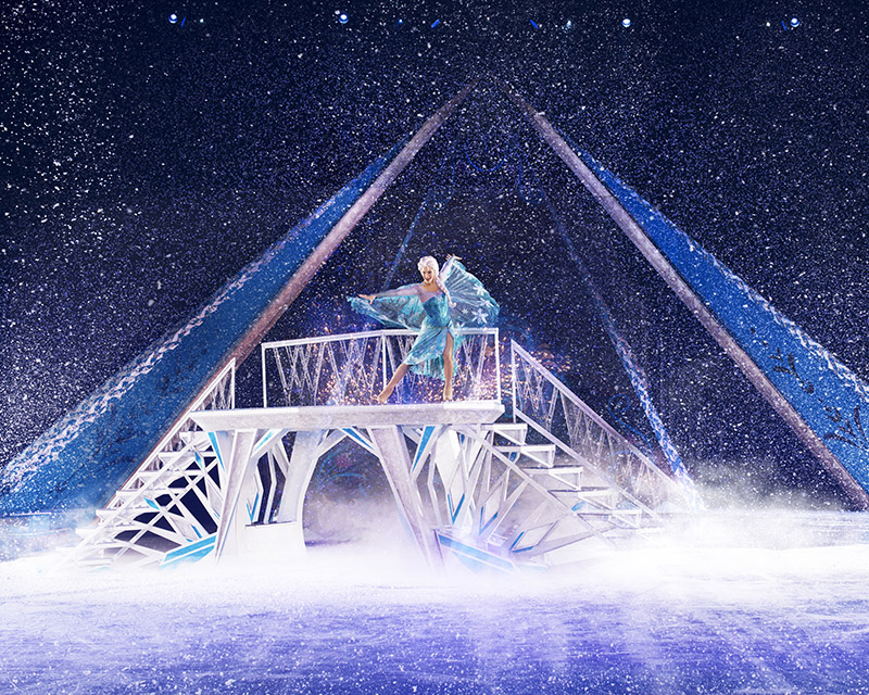 Disney On Ice Presents Frozen Review