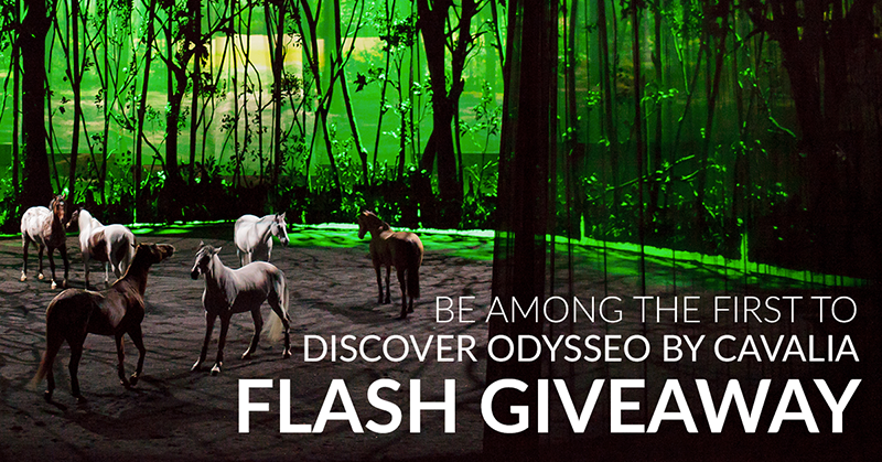 Odysseo Giveaway
