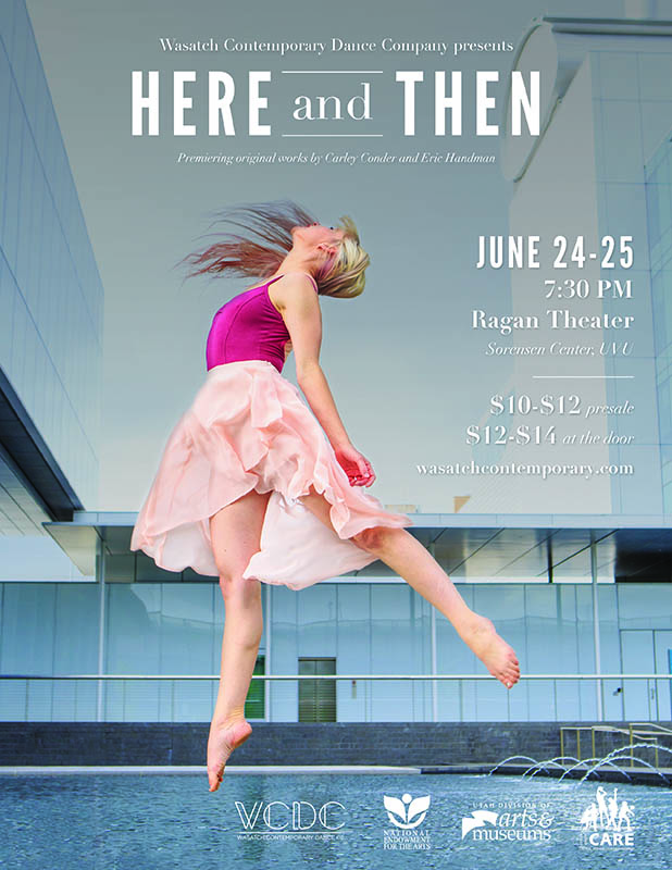 Wasatch Contemporary Dance Here and Then