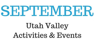 September activities & events
