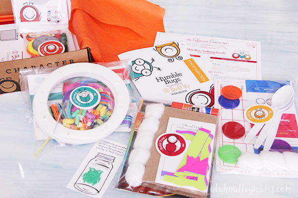 Humble Bugs Kit, a family-friendly box