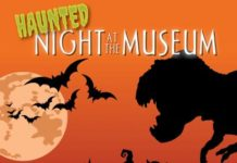Haunted Museum Giveaway