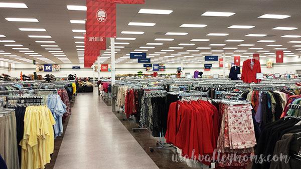 Springville Deseret Industries thrift store