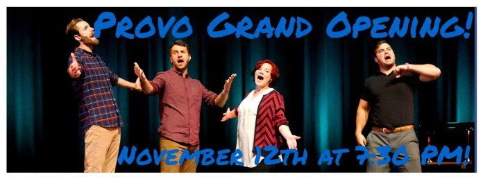 ImprovBroadway comedy in Provo, Utah