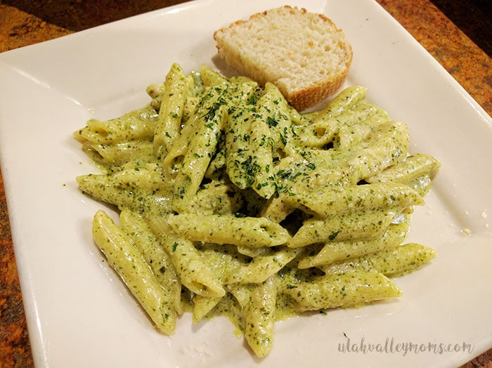 Pesto in Orem