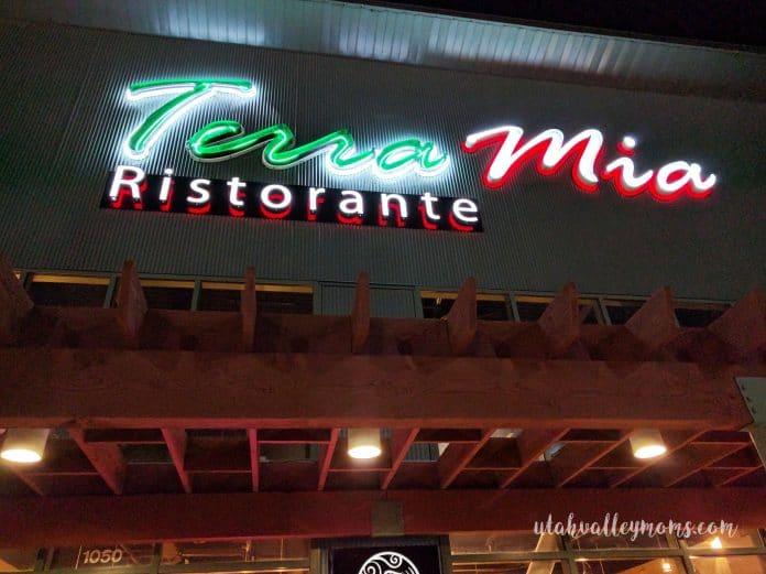 Authentic Italian food