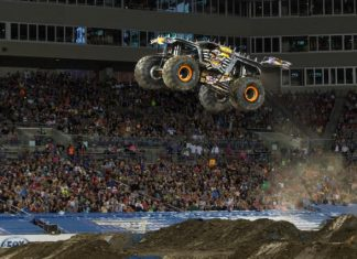 Monster Jam, Salt Lake City, Utah