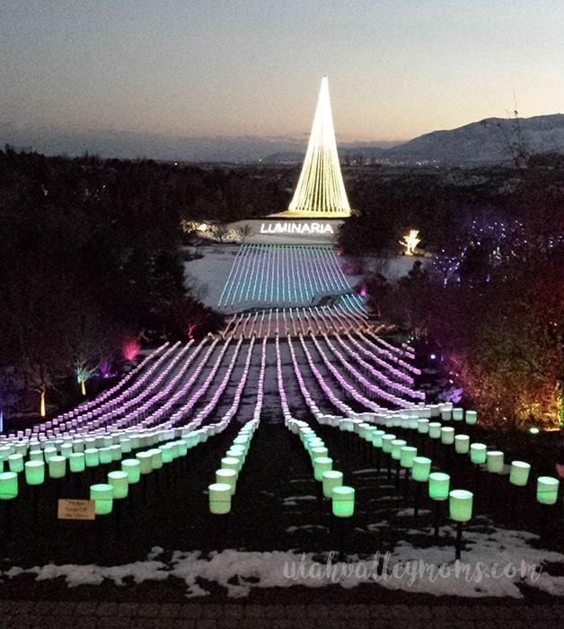 Luminaria Review 2016 • Utah Valley Moms