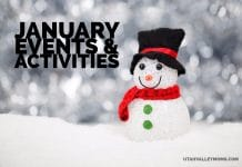 Utah County January Events & Activities