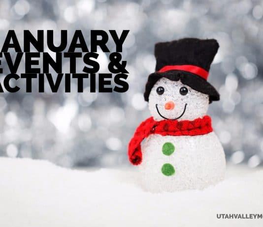 Utah County January Events & Activities