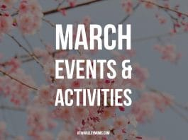 March activities & events in Utah County