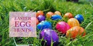 Easter Egg Hunts in Utah County