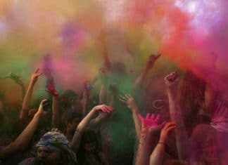 Holi Festival of Colors Discount