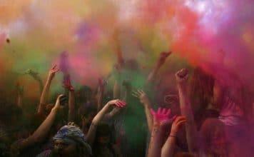 Holi Festival of Colors Discount