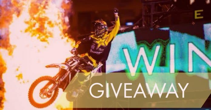 Monster Energy Supercross Giveaway