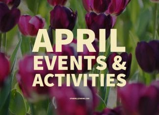 April events & activities