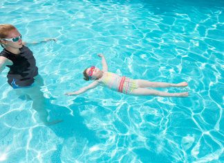 Swimming Lessons Utah County Discount + Giveaway