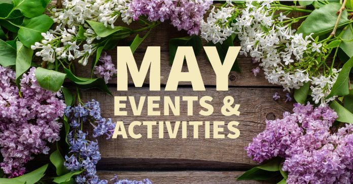 May Events & Activities