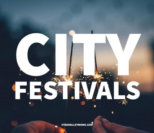 Utah County City Festivals