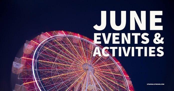 June events in Utah County