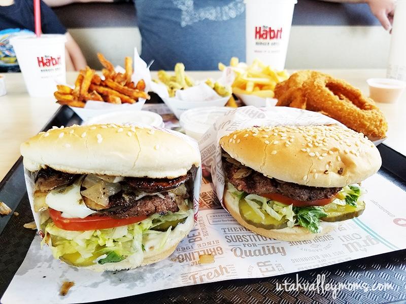 Portabella Burger & Charburger