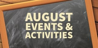 August Events & Activities