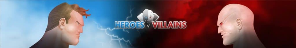 Heroes v. Villains Family Event